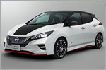 Nissan to show Leaf NISMO Concept and Serena NISMO
