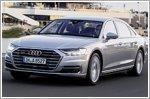 Audi hosts A8 International Press Presentation in Valencia