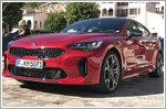 Kia launches the long-awaited bold and ballsy Stinger