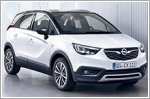 Opel Crossland X lands in Singapore