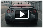 World-first gaming controller operated Nissan GT-R achieves 211km/h