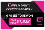 Ceramic Pro vouchers worth up to $1,828 to be won
