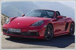Porsche 718 GTS models now available in Singapore