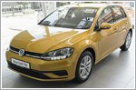 The updated Volkswagen Golf family lands in Singapore