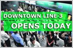 Downtown Line 3 officially opens, MRT fares being reviewed