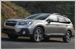Subaru Outback and Legacy earn IIHS safety rating