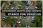 Government adopts zero-growth stance for car, motorcycle populations