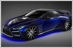 Lexus introduces two new vehicles inspired by Black Panther ahead of SEMA 2017