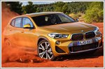Exciting looks and sparkling dynamics come standard in the new BMW X2