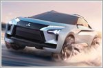 Mitsubishi to debut e-Evolution Concept at the Tokyo Motor Show