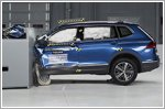 2018 Volkswagen Tiguan earns 2017 Top Safety Pick safety rating IIHS