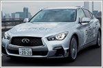 Nissan tests autonomous prototype on Tokyo streets