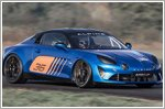 Alpine A110 Cup revealed ahead of racing season