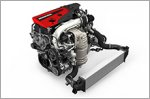 Honda Civic Type R K20C1 turbocharged crate engine debuts at SEMA
