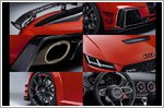 Audi Sport Performance Parts for Audi TT RS and R8