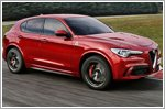 Alfa Romeo presents the Stelvio Quadrifoglio