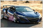 Acura displays NSX 'Dream Project' at SEMA