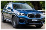 Driving the new BMW X3 in Cairns