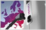 Ionity pan-European High-Power Charging network for long distance travel