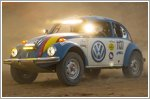 Volkswagen sponsors Beetle team in Baja race