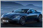 Aston Martin DB11 wins prestigious 2017 Golden Steering Wheel award
