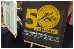 KGC Workshop Pte Ltd celebrates its 50th anniversary