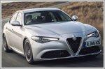 Alfa Romeo Giulia wins at the Irish COTY Awards