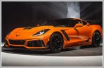 Chevrolet introduces the new Corvette ZR1