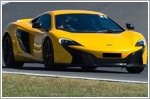 McLaren Automotive hosts exclusive track experience for Australian owners