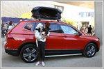 Volkswagen Tiguan shows off accessories concept