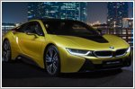 Exclusive BMW i8 Protonic Frozen Yellow Edition