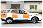 Jaguar Land Rover seals partnership with Mountain Rescue England and Wales
