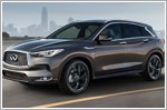 Infiniti reveals all new QX50 in Los Angeles