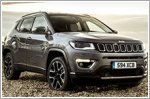 All new Jeep Compass delivers unsurpassed 4x4 capability
