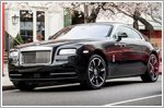 Studio434 acquires Sir George Martin's Rolls-Royce Wraith