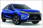 Mitsubishi Eclipse Cross rated five stars