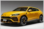 The Asian launch of the Lamborghini Urus