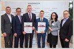 Volkswagen Group honours its best apprentices worldwide