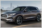 Luxury carmaker Infiniti achieves all-time record sales