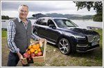 Volvo XC90 remains firm favourite for Nick Nairn