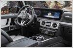 The new Mercedes-Benz G-Class