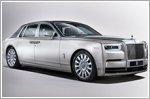Rolls-Royce Phantom to make U.S.A premiere