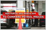 Web portal, mobile application with petrol price comparison could be developed