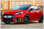 New Ford Focus RS Red Edition