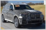 BMW X7 pre-production models have begun