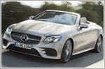 Mercedes E-Class Cabriolet lands in Singapore