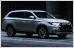 2018 Mitsubishi Outlander awarded IIHS rating