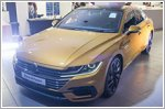 Volkswagen Singapore launches the all new Arteon