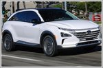 Nexo next generation fuel cell vehicle from Hyundai
