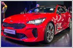 The launch of the all new Kia Stinger